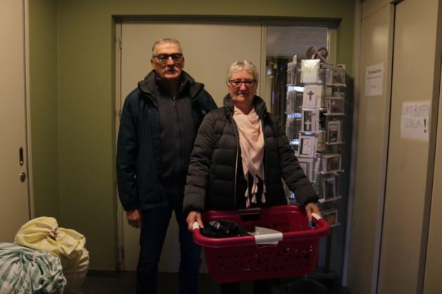 Josepha en Thieu zijn al tien jaar vrijwilliger bij De Vloeter