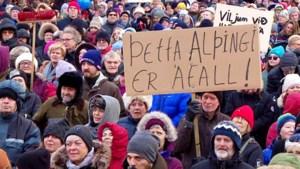 Gelekte opname veroorzaakt politiek schandaal op IJsland: parlementsleden kleineren gehandicapten en vrouwen