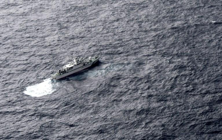 Twee Amerikaanse legervliegtuigen botsen voor de Japanse kust: nog vijf vermisten