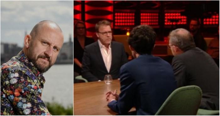 """Tom Van Dyck over incident bij 'Van Gils & gasten': """"Ik had niet zoveel geduld gehad"""""""