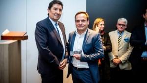 Ereteken voor ex-LRM-CEO Stijn Bijnens