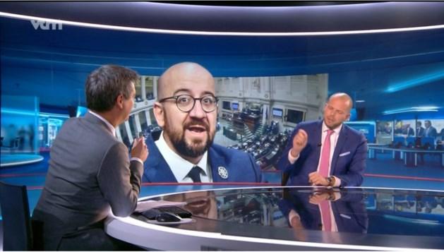 Felle aanvaring tussen Stef Wauters en Theo Francken, live tijdens VTM Nieuws