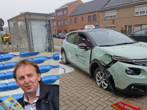 STVV-icoon Renaat Koopmans crasht vlak bij Stayen na hartfalen