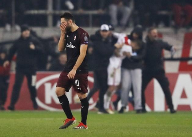 Celtic kruipt door het oog van de naald, Milan is Europees uitgeschakeld
