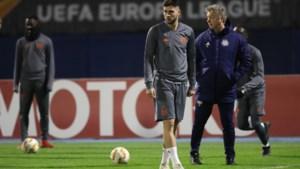 Alweer pech voor Elias Cobbaut: jonge verdediger van Anderlecht is ziek en kan toch niet spelen in Europa League
