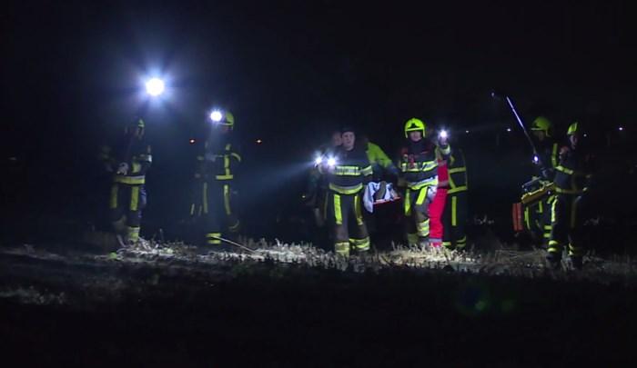 Nederlandse politie vindt dode en zwaargewonde bij snelweg