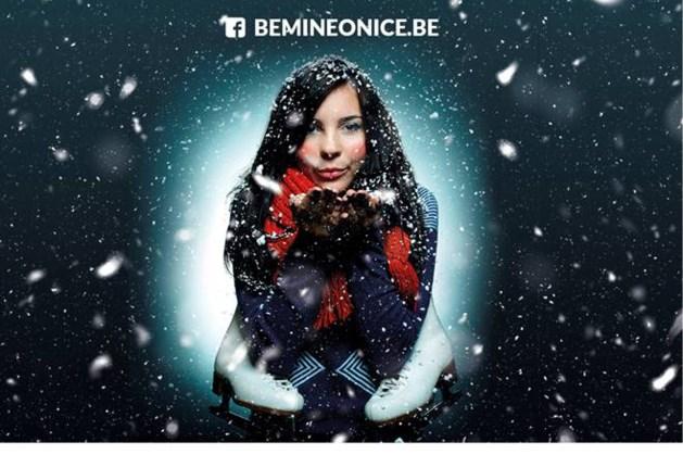 Opening be-MINE on Ice