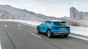 Belgische Audi valt Tesla aan
