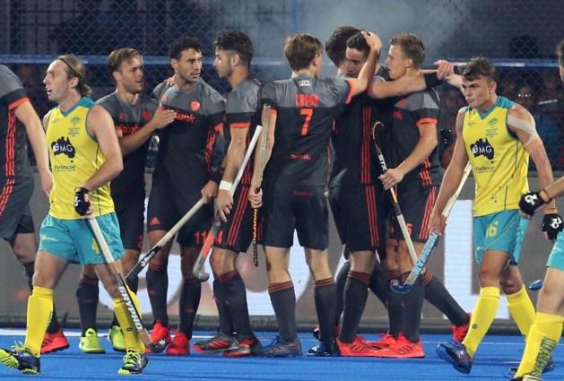 Finale WK hockey wordt Derby der Lage Landen: Nederland wint spannende halve finale tegen Australië na shoot-out
