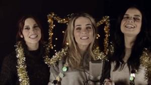 K3 verrast met schattige cover van 'Last Christmas'