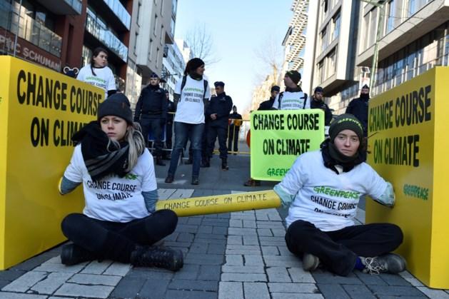 """Greenpeace ontgoocheld over resultaten klimaattop: """"België draagt verpletterende verantwoordelijkheid"""""""