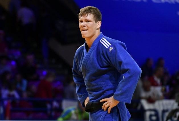 Matthias Casse grijpt naast brons op Judo Masters