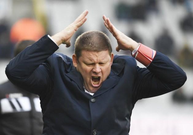 Anderlecht ontslaat coach Hein Vanhaezebrouck na nederlaag tegen Cercle