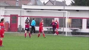 VIDEO: BS Sport A wint met 2-5 van Kortessem en staat voor het eerst dit seizoen niet meer laatst