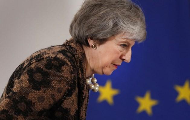 """Theresa May: """"Tweede brexit-referendum zal onherstelbare schade aanrichten"""""""