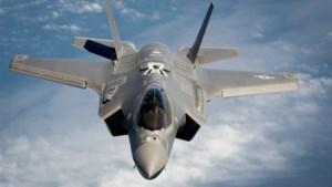 F-35 maakt meer lawaai dan F-16:
