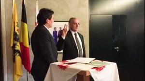 Zeven burgemeesters leggen eed af