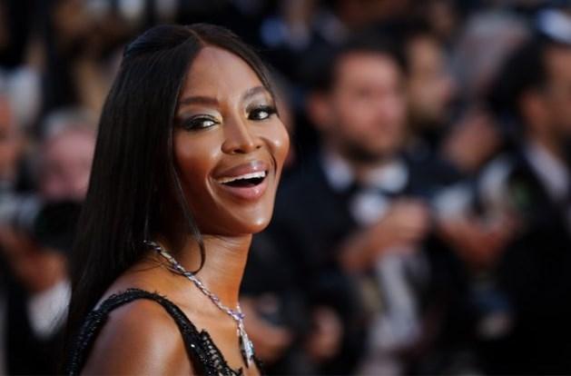 Naomi Campbell voor het eerst in haar carrière gezicht van beautymerk