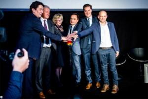 Van luchtmachtbasis naar dronepark: DronePort Campus in Sint-Truiden officieel geopend