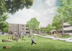 Nieuw bestuur wil woonproject in parkomgeving schrappen