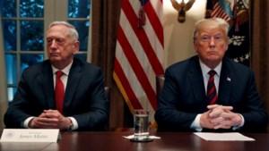 Generaal Mattis stapt op