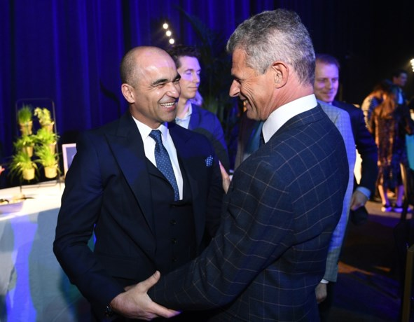 Roberto Martinez is als eerste buitenlander Coach van het Jaar
