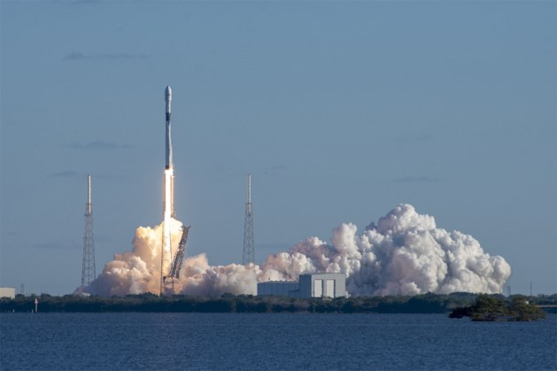 SpaceX schiet Amerikaanse militaire satelliet de ruimte in