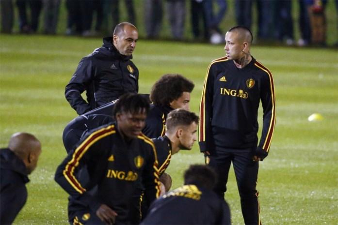 """Jef Brouwers: """"Martinez Coach van het Jaar omdat hij inging tegen Nainggolan"""""""