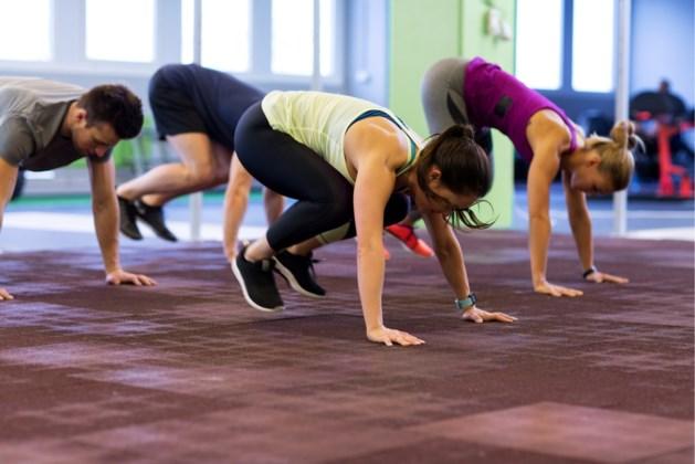 Met deze oefening raak je weer helemaal fit na de feestdagen