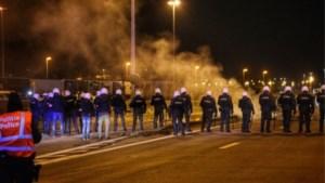 VIDEO. Politie maakt einde aan blokkade van gele hesjes op snelweg in Voeren