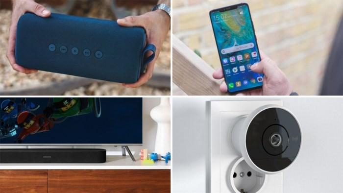 Dit zijn de beste gadgets van het jaar, nu al pak goedkoper dan enkele maanden geleden