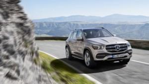 Bomvol hightech: Mercedes vernieuwt de GLE