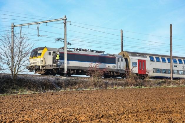 Geen treinverkeer tussen Diest en Hasselt na aanrijding persoon in Kermt