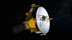 NASA-sonde bereikt verste ruimteobject ooit
