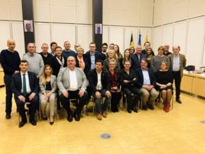 Veel belangstelling voor installatievergadering in Heusden-Zolder