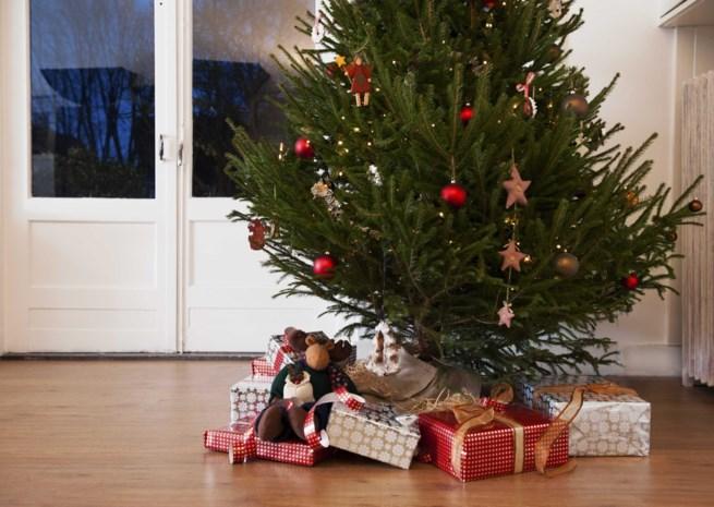 Hoe ruim je de kerstspullen het beste op?
