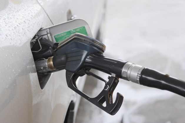 Benzine iets goedkoper vanaf 1 januari