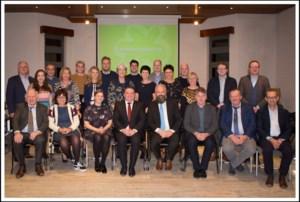 Nieuwe gemeenteraad in Hechtel-Eksel geïnstalleerd