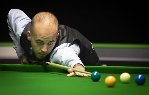 Brecel verliest groepsfinale in Championship League