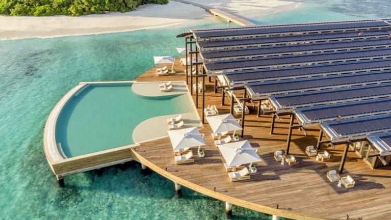 De batterijen even opladen? Dit hotel is net verkozen tot beste luxeresort voor 2019