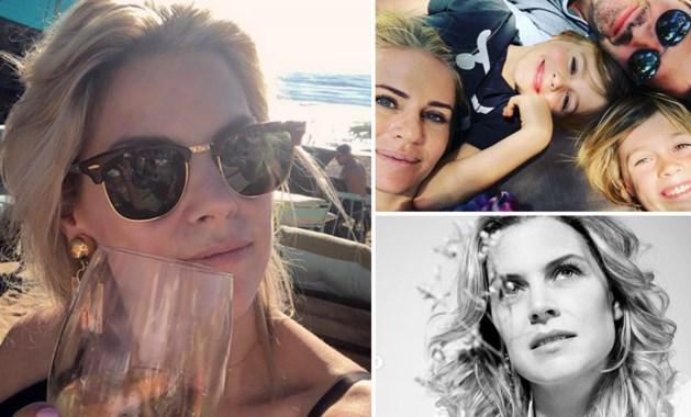 Gluren bij BV's: Tanja Dexters klinkt op het nieuwe jaar in bikini. En groot feest voor Dina Tersago