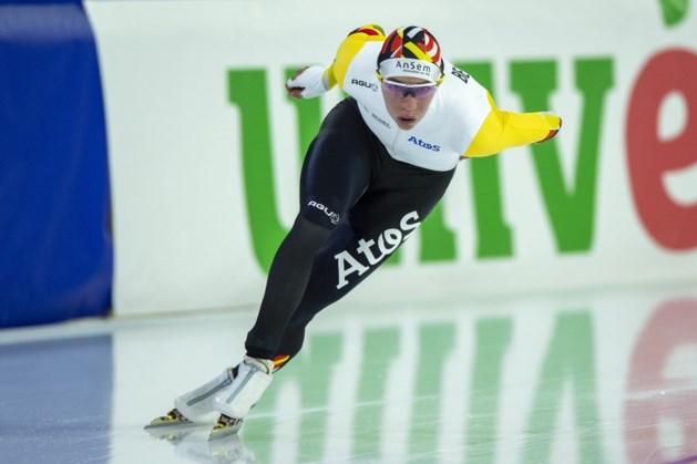 Strijdlustige Swings vijfde in schaatsmarathon Tilburg