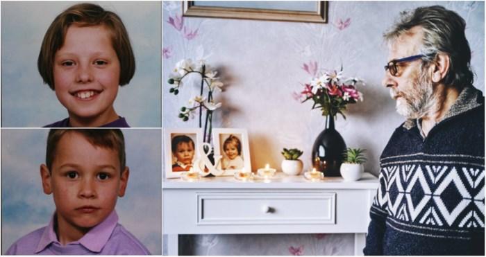 """Vader blikt met speurder terug op verdwijning Kim en Ken: """"Na 25 jaar hoop ik nog altijd dat me iets te binnen schiet"""""""