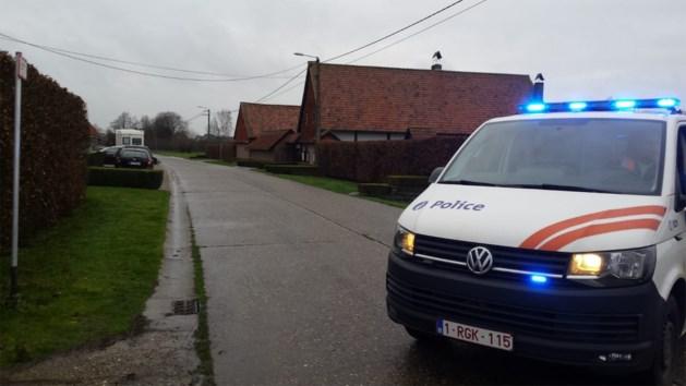 Straat ter hoogte van hoeve opnieuw afgesloten in Herk-de-Stad