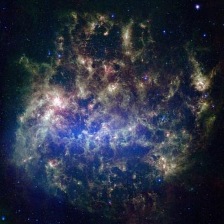 Melkweg op koers om met satellietsterrenstelsel te botsen