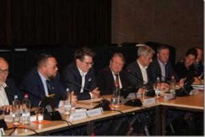 """Ex-burgemeester Webers tijdens installatievergadering Beringen: """"Cordon sanitaire is doorbroken"""""""