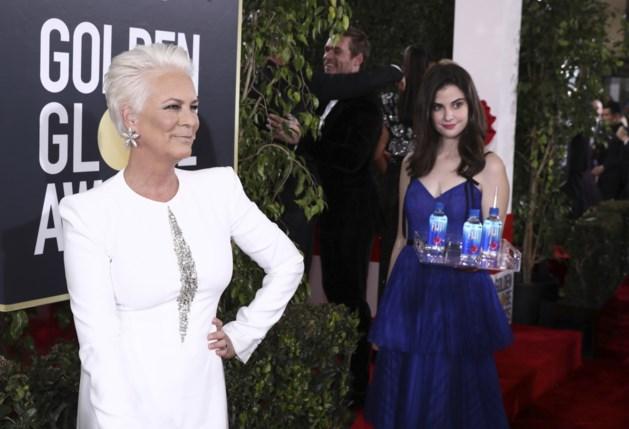 De échte ster van de Golden Globes: een meisje dat water uitdeelde aan de sterren
