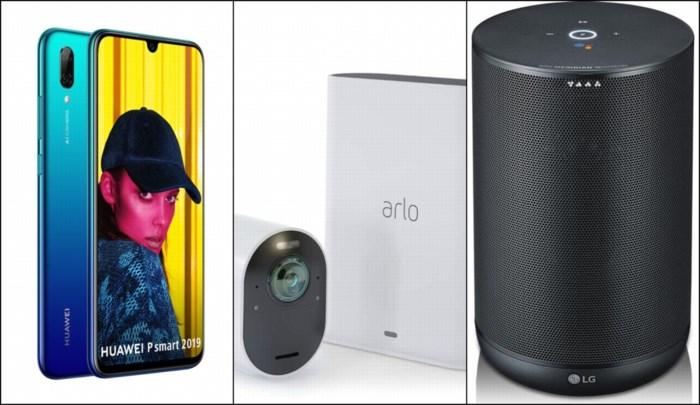 Shoppen met de gadget inspector: securitycamera, slimme speaker en budgetvriendelijke smartphone