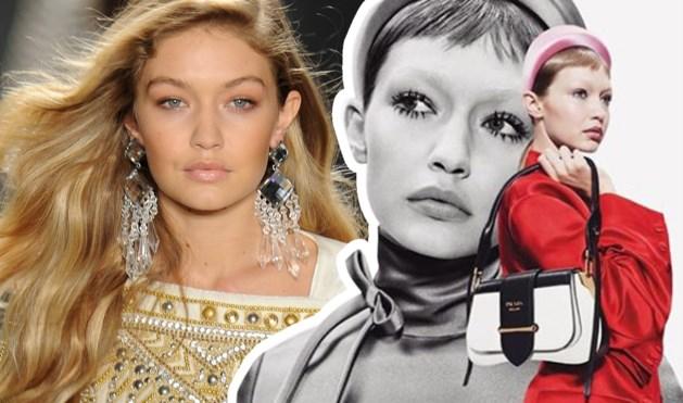 Gigi Hadid bleekt wenkbrauwen voor Prada: dit moet je weten voor je eraan begint