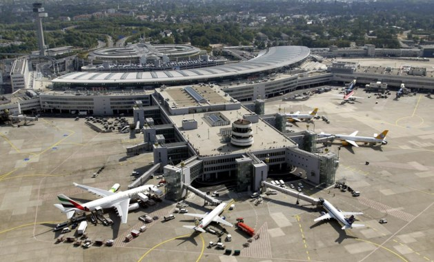 Meer dan 600 vluchten geschrapt door staking veiligheidsmensen op drie Duitse luchthavens